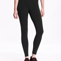 Old Navy Go Dry High Rise Compression Leggings