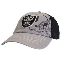 Oakland Raiders - Logo Webster Adjustable Baseball Cap