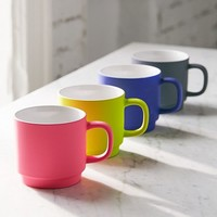 Neon Stackable Mug | Urban Outfitters
