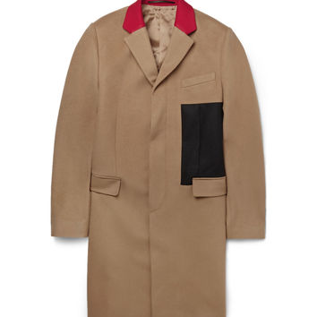 Givenchy - Wool and Cashmere-Blend Overcoat | MR PORTER