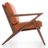 Soto Leather Chair by Joybird