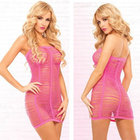 On Sale Hot Deal Cute Sexy One-piece Exotic Lingerie [4919816452]