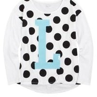 Initial Tee | Girls {category} {parent_category} | Shop Justice