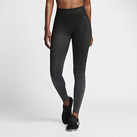 The Nike Zonal Strength Women's Printed High Rise Training Tights.