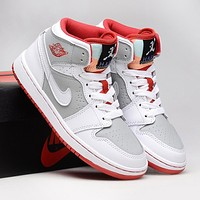 Bunchsun Air Jordan 1 Fashion Men Women High Help Sport Shoes Sneakers Size 36-46