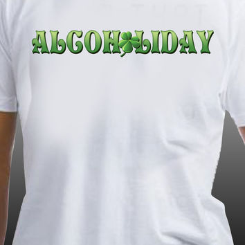 Alcoholiday St. Patrick's Day T-Shirt