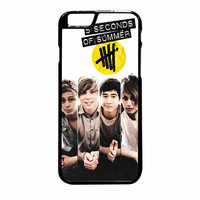5Sos Band Poster Collage iPhone 6 Plus Case