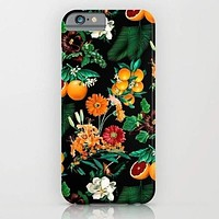 Android Phone Case Fruit and Floral Pattern Mobile Cover- Free shipping