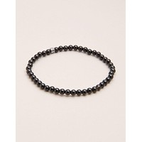 Black Tourmaline Mini Energy Gemstone Bracelet