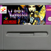 Action Game Cartridge - Castlevania Vampires kiss Only Support PAL English Language EUR Version