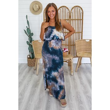 Take A Breath Maxi Dress