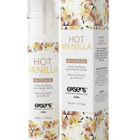 Exsens Of Paris  Massage Oil - Hot Vanilla