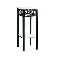 Charming Metal Accent Table