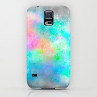 The Soul Becomes Dyed With the Colors of it's Thoughts (Galactic Watercolors) iPhone & iPod Case by soaring anchor designs ⚓   Society6