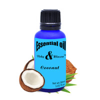 (30ml) 100% Organic Virgin Essential Coconut Aromatherapy Oil - DO NOT APPLY TO SKIN