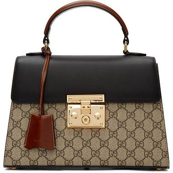 Gucci Bacchus bag Fashion Women Shopping Leather Tote Handbag Shoulder Bag