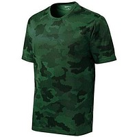 Mens Digital Camo Tee Shirt