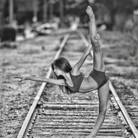 ballet, beautiful, dance, girl - inspiring picture on Favim.com