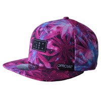 HAF Flamingo 6 Panel Snap Back-W13-2005