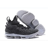 Nike James Basketball Shoe tide brand fashion men and women sports running shoes F-CSXY Black + white