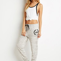 Love Heathered Sweatpants