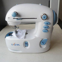 Portable Value Multifunction reverse sewing machines double threads Quick Fix = 1697168068