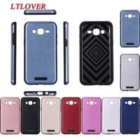 For J7 2015 Cases Silicone Shockproof Strong Armor Hard Case For Samsung Galaxy J7 2015 J700 J700F Back Cover Mobile Phone Shell