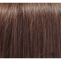 "21"" Clip In Remy Hair Extensions: Medium Brown No. 4"