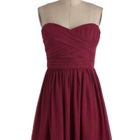 Magenta Marvelous Dress | Mod Retro Vintage Dresses | ModCloth.com