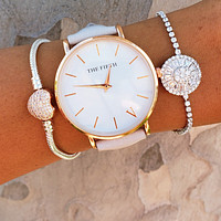 Heart Belle Watch Stack