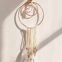 Crescent Moon Dream Catcher | Urban Outfitters
