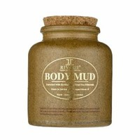 Body Natural Minerals Mud Mask from Dead Sea Ceramic Jar 20.3 oz. + Free Samples from Rivage Best Seller