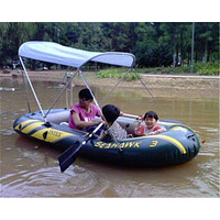 SUN CANOPY SUITABLE FOR BOATS Inflatables SLEEVES SERIES II FISHMAN JILONG