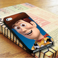 Disney Toy story Woody   For iPhone 4/4S Cases   Free Shipping   AH1145