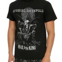 Avenged Sevenfold End Of Days T-Shirt