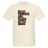 A Tribe Called Quest Electric Relaxation Light T-S Music Light T-Shirt by CafePress