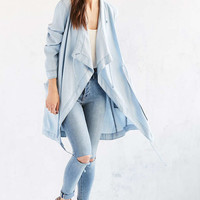Silence + Noise Chambray Parka - Urban Outfitters