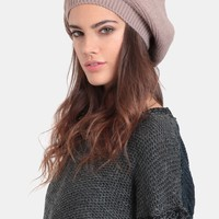 High Risk Slouchy Beret