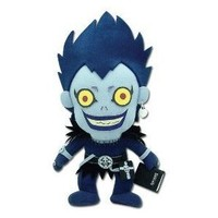 "Great Eastern Death Note 8"" Ryuk Plush"