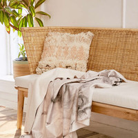 Chelsea Victoria For DENY Marble Throw Blanket - Urban Outfitters