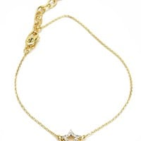 Pave Star Ankle Bracelet by Juicy Couture