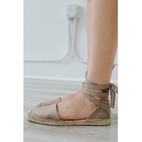 Trixie Flats - Taupe