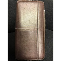 Coach Womens  Leather Wallet