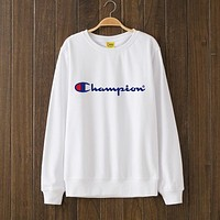 Champion Woman Men Top Sweater Pullover