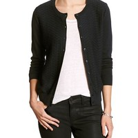 Banana Republic Womens Factory Textured Forever Cardigan
