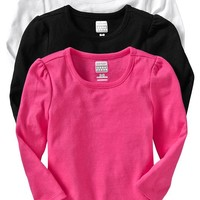 Old Navy Long Sleeve Tee 3 Packs For Baby
