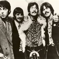 The Beatles Poster Photo Psychedelic Rock Star Music Musicians Posters 11x14