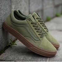 VANS green Canvas shoe