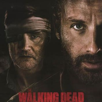 Walking Dead An Eye for An Eye TV Show Poster 24x36