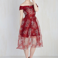 Couth Operator Dress | Mod Retro Vintage Dresses | ModCloth.com